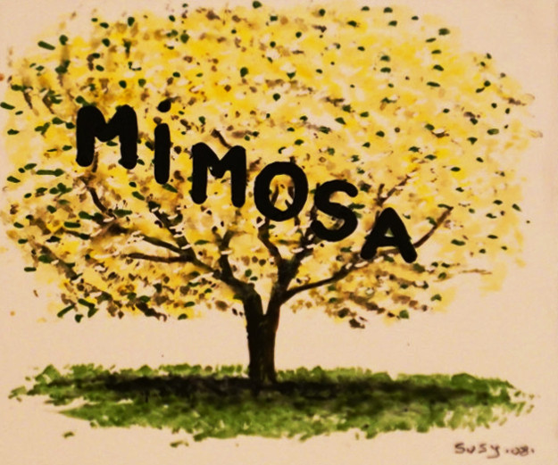 The Mimosa Room