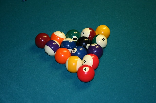 Let's play pool at Zororo Retreat