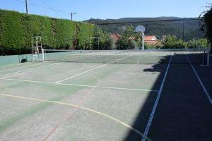 Outdoor facilities at Zororo Retreat - Games Court